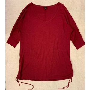 Torrid Womens Tunic Top Sweater Pullover Size 2X
